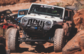 "JK Jeep 7"" Round LED Headlight - Pair"