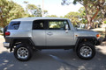 """FJ Cruiser fitted with 10mm Coil strut spacer to aftermarket 2"""" Lift."""