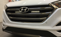 Hyundai Tucson grille mount kit