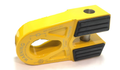Yellow - Expert FlatLink E Winch Recovery Hook