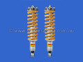 Pre Assembled 40mm Adj Struts - Ford Everest