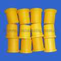 Challenger Urathane Shackle Bushes - REAR