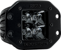 Midnight Edition Dually LED Light - Flush Mount