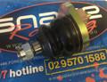 Isuzu MUX Greasable Adjustable Ball joint kit