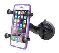 Twist Lock Suction Mount X-GRIP® Phone holder