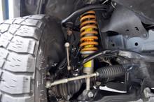 Tough Dog Adjustable Front Struts / coils