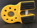 Yellow FlatLink Winch Recovery Hook