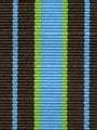 Bermuda Cool Preppy Stripe Ribbon