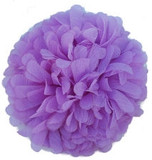 Chiffon flowers -Light Purple