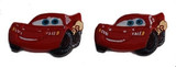 Little Red Car Flat Back Resins