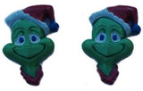 Grinch Flat Back Resins