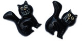 Scaredy Cats Flat Back Resins