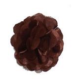 Rosette flowers - Brown