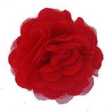 Rosette flowers - Red