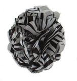 Rosette flowers - Zebra