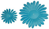 Light Blue Gerber Daisy Petals
