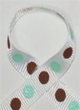 Glitter Ribbon | Glitter Polka Dot Ribbon | Glitter Hair Ribbon