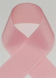 Schiff Light Pink Grosgrain Ribbon