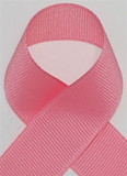Schiff Old Rose Grosgrain Ribbon
