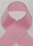 Schiff Rose Pink Grosgrain Ribbon