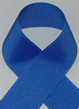 Capri Blue Grosgrain Ribbon . Schiff Grosgrain Ribbons Made In The USA.
