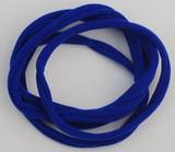 Bright Blue Nylon Chokers