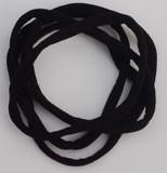 Black Nylon Chokers