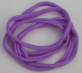 Light Purple Nylon Chokers