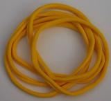 Yellow Nylon Chokers