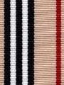 Kayla Preppy Stripe Ribbon