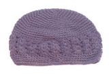 Crochet Kufi Hats - Light Purple