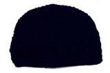 Crochet Kufi Hats - Navy