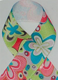 Mod Multi Grosgrain Ribbon