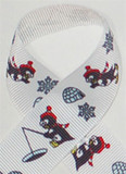 Penguin Grosgrain Ribbon