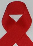 Red Grosgrain Ribbon . Red Schiff Grosgrain Ribbons Made In The USA.