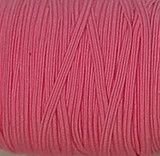 Pink Skinny Elastic for sewing, baby headbands and available in 24 colors