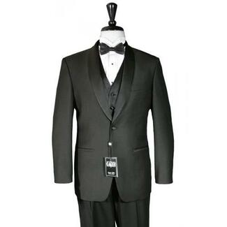 Shawl Super 150 Tuxedo