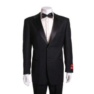 2 Button Super 140 Mantoni Tuxedo