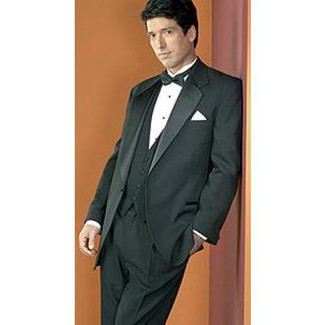 Neil Allyn One Button Notch Tuxedo