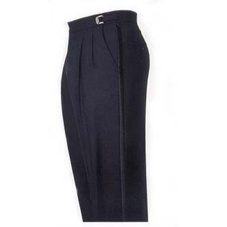 Polyester Tuxedo Trousers