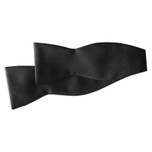 Black Mens Self Tie Bow Tie