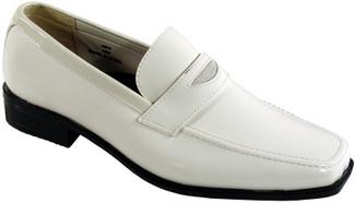 Ivory Tuxedo Shoes (Newport)