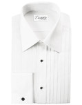 Milan Laydown Tuxedo Shirt by Cristoforo Cardi