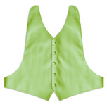 Lime Green Backless Vest