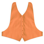 Tangerine Backless Vest