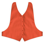 Coral Backless Vest