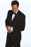 Premium 1 Button Wool Tuxedo Package