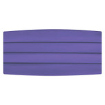 Satin Purple Cummerbund
