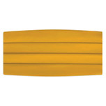 Satin Gold Cummerbund