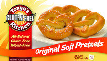 Original Soft Pretzels